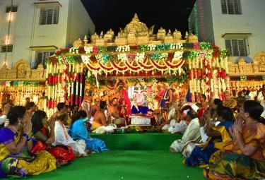 Yadagirigutta Sri Lakshmi Narasimha Swamy Kalyanam Photo Gallery - Sakshi