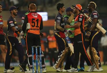 IPL 2019 KKR vs SRH Photo Gallery - Sakshi