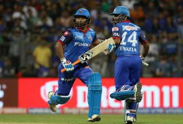 IPL 2019 Mumbai Indians Vs Delhi Capitals Photo Gallery - Sakshi