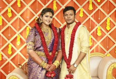 Parthiban Seetha Elder Daughter Abhinaya Wedding Photo Gallery - Sakshi