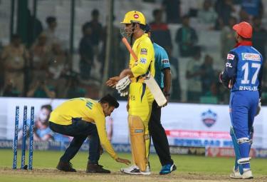 IPL 2019 DC Vs CSK Match Photo Gallery - Sakshi