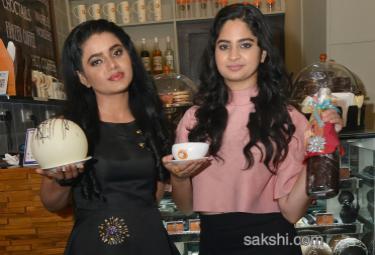 Chocolate showroom in somajiguda hyderabad - Sakshi