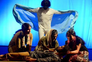 Drama in Ravindra Bharathi Photo Gallery - Sakshi