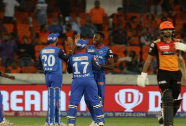 delhi capitals beat sunrisers hyderabad Photo Gallery - Sakshi