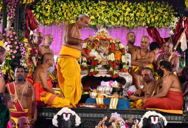 sri rama pattabhishekam at bhadrachalam temple Photo Gallery - Sakshi