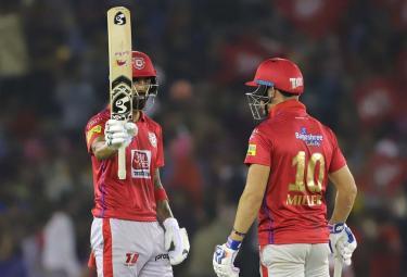 Kings XI Punjab Vs Rajasthan Royals IPL Match Photo Gallery - Sakshi
