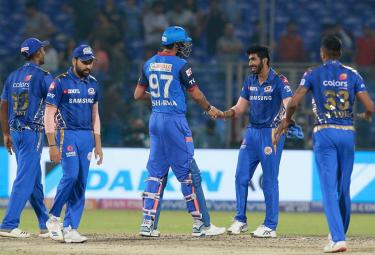Delhi Capitals Vs Mumbai Indians IPL Match Photo Gallery - Sakshi