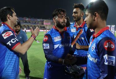 Delhi Capitals Vs Rajasthan Royals IPL Match Photo Gallery - Sakshi