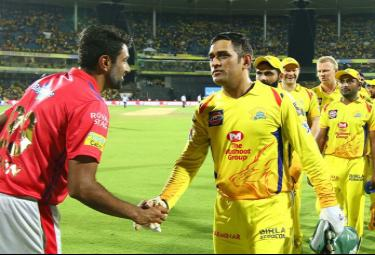 Chennai Super Kings return to winning ways against Kings XI Punjab Photo Gallery - Sakshi