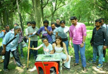 sita working stills Photo Gallery - Sakshi