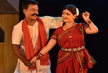 Social Dance Program In Ravindra Bharathi - Sakshi