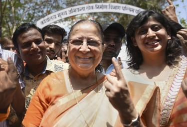 India votes in final phase of Lok Sabha Election Photo Gallery - Sakshi