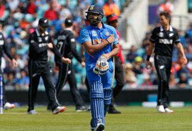 World Cup warm up match between India and New Zealand - Sakshi