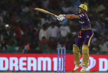 Kolkata Knight Riders beat Kings XI Punjab by 7 wickets  - Sakshi