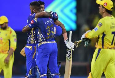Chennai Super Kings Vs Mumbai Indians IPL Match Photo Gallery - Sakshi
