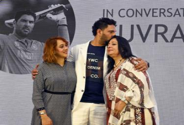 Yuvraj Singh announced his retirement Photo Gallery - Sakshi