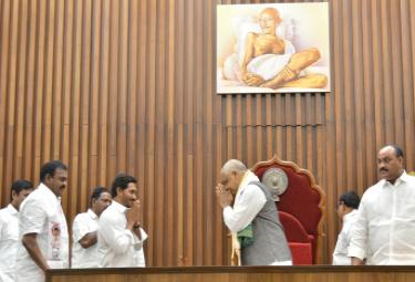Tammineni Sitaram Elected as Speaker of Andhra Pradesh Assembly - Sakshi