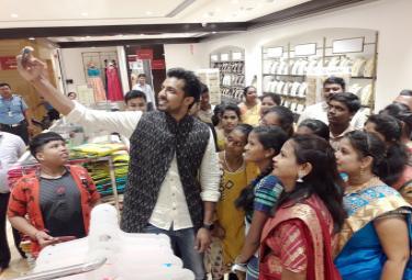mallesham team at vizianagaram Photo Gallery - Sakshi