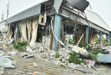 Praja Vedika Will Be Demolishing Photo Gallery - Sakshi