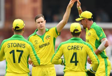 ICC World Cup Australia and England Match Photo Gallery - Sakshi
