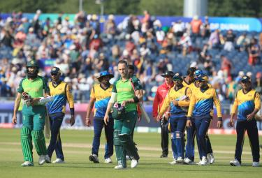 South Africa beat Sri Lanka by nine wickets Photo Gallery - Sakshi
