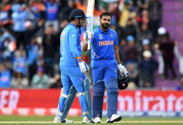 ICC World Cup India and South Africa Match Photo Gallery - Sakshi