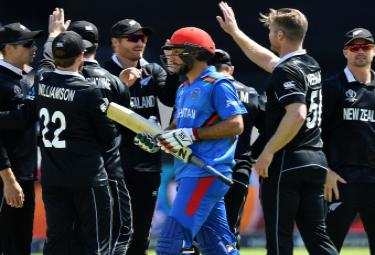 newzealand beat afghanistan by 7 wickets Photo Gallery - Sakshi