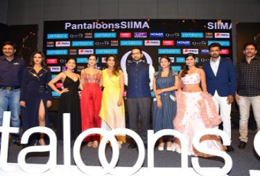 SIIMA 2019 Curtain Raiser Event Photo Gallery - Sakshi