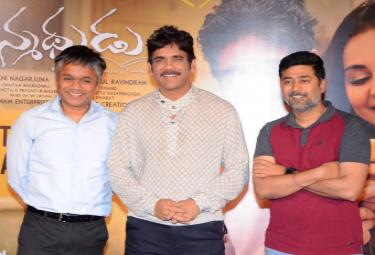 Manmadhudu 2 Trailer launch Photo Gallery - Sakshi