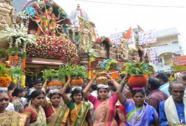 bonalu hyderabad 2019 Photo Gallery - Sakshi