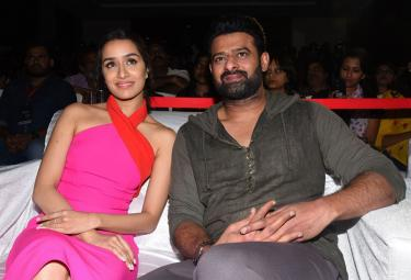 Saaho Movie Media Meet Photo Gallery - Sakshi