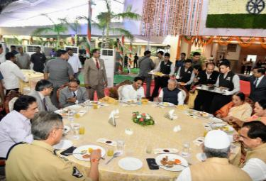 CM YS Jagan Attend AT Home Function Of Governor Harichandan Photo Gallery - Sakshi