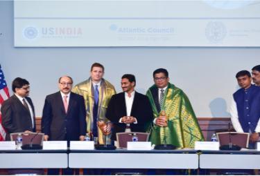 CM YS Jagan Meet With US India Business Council Representatives In Washington DC Photo Gallery - Sakshi