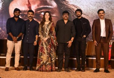 Sye Raa Narasimha Reddy Teaser Launch Photo Gallery  - Sakshi