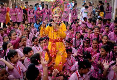 Krishna Janmashtami Festival 2019 Photo Gallery - Sakshi