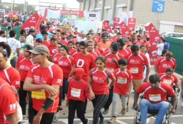 5k run hyderabad 2019 Photo Gallery - Sakshi
