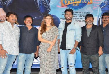 Tenali Ramakrishna BA BL Teaser Launch Photo Gallery - Sakshi