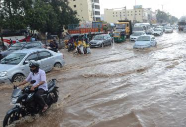 Heavy Rain in Hyderabad Photo Gallery - Sakshi
