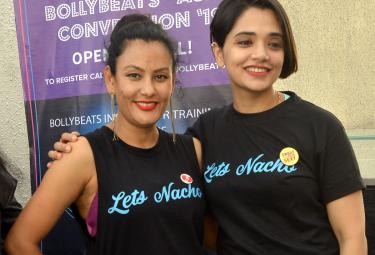 Bolly Beats dance Fitness Program In Jubilee Hills  - Sakshi