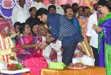 Bandaru Dattatreya Alai Balai in Jal Vihar Photo Gallery - Sakshi