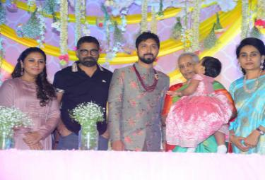 Director Bobbys Daughter Vaishu Birthday Celebrations Photo Gallery - Sakshi