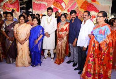 Kodi Ramakrishna Daughter Engagement Photo Gallery - Sakshi
