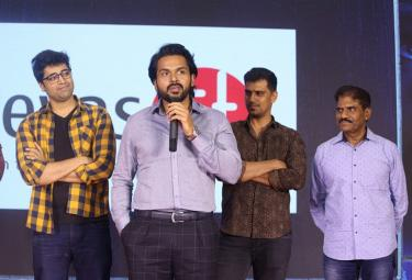 Khaidi Pre Release Event Stills Photo Gallery - Sakshi
