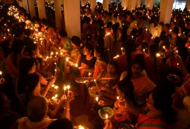 Karthika Pournami Celebrations AP AND TELANGANA Photo Gallery - Sakshi