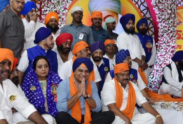 KTR Participating in Guru Nanak Jayanti Celebrations Photo Gallery - Sakshi