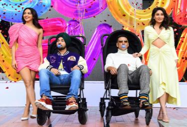 Good Newwz trailer launch Photo Gallery - Sakshi