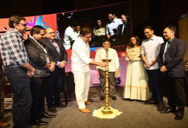 Minister KTR lit the ceremonial lamp and inaugurated the India Joy event Photo Gallery - Sakshi