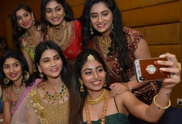 Curtain Raiser of UE The Jewellery Expo at Hotel Marigold Photo Gallery - Sakshi