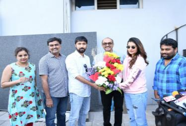 Venky Mama Success Celebrations Photo Gallery - Sakshi