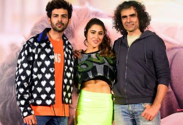 Love Aaj Kal trailer launch Photo Gallery - Sakshi